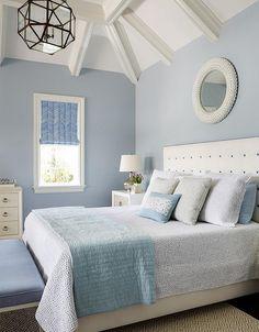 Wall color is Benjamin Moore Mt Rainier Gray. Andrew Howard Designs.