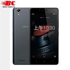 New Original Lenovo K10e70 2GB RAM 16GB ROM Android 6.0 Mobile Phone Snapdragon MSM8909 Quad Core 8.0 MP 4G FDD-LTE Smart Phone