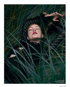 Vogue Ukraine November 2015 Cover Story