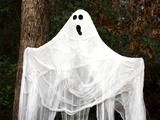 How to Make a Lifesize Ghost