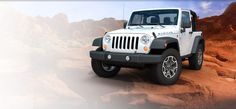 Harga Jeep Wrangler Rubicon 2 Door