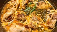 Lyonin kana – etikkakana on niin koukuttavaa, että et voi lopettaa syömistä 20 Min, Paella, Mtv, Curry, Cooking Recipes, Chicken, Ethnic Recipes, Food, Curries