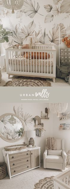 Baby Bedroom, Baby Boy Rooms, Baby Room Decor, Nursery Room, Girls Bedroom, Bedroom Decor, Girl Nursery, Nursery Decor, Baby Room Design