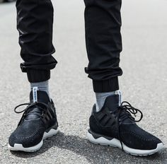 Adidas Tubular Doom PK (Core Black \\ u0026 Clear Granite) End