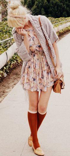 Cute spring dress