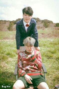 "BTS ""Young Forever"" Concept Photos - Jimin and Suga"