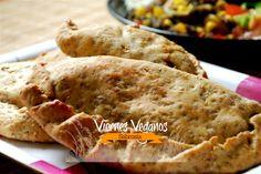 Para que todas y todos celebren en estas fiestas patrias, aquí va una receta de empanadas hechas con ingredientes vegetales.