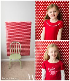 Simple Valentine's Day photo ideas that you can actually take yourself. It doesn't take an elaborate photo studio to capture darling pictures of your kids for Valentine's Day. Check out these simple photo props and picture-worthy outfits. Kinder Valentines, Valentines Day Memes, Valentines Day Pictures, Valentines Day Party, Valentine Day Crafts, Valentine Mini Session, Toddler Pictures, Valentine Picture, Simple Photo