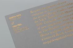 Design Fund invite - Gavin Martin Colournet
