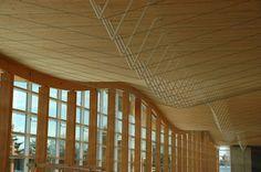 wavy wood