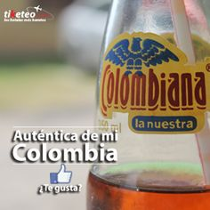 Colombiana Roots, Drinks, Bottle, Colombia, Earth, Drinking, Beverages, Flask, Drink