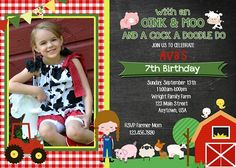 Please scroll through the photo's on the listing for more designs!  Invite your friends and family to your party with our super sweet custom invitations.  Price is per invitation, Cards are 5x7 in siz
