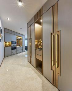 Wardrobe Door Designs, Wardrobe Design Bedroom, Bedroom Bed Design, Bedroom Furniture Design, Wardrobe Doors, Home Room Design, Closet Designs, House Design, Wall Design