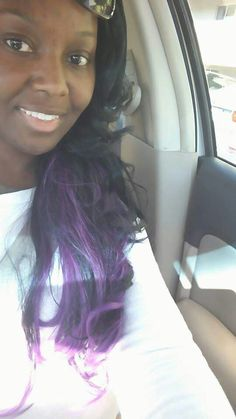 Purple Black Blend