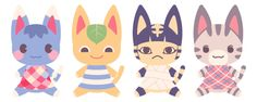 animalcrossing.us — amisi: Cats cats cats. =^ㅇㅅㅇ^=