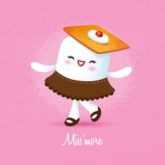 Miss'more by Jerrod Maruyama, via Flickr