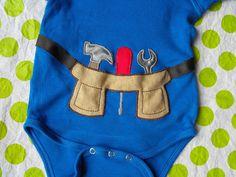 baby tool belt