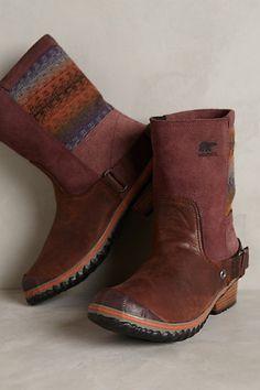 Sorel Slimshortie Boots - anthropologie.com #anthrofave