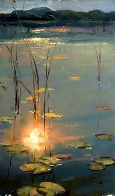 64 Ideas For Landscape Art Painting Abstract Peter Otoole Paintings I Love, Beautiful Paintings, Art Paintings, Landscape Art, Landscape Paintings, Wow Art, Fine Art, Belle Photo, Painting Inspiration