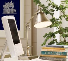 Architect's Smart Technology Task Table Lamp by Pottery Barn