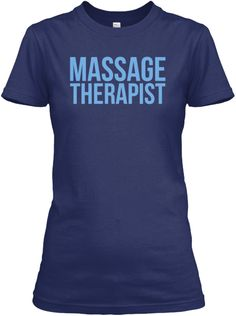 What Do You Do? - Massage Therapist | Teespring