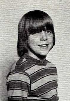 Young Sean Payton - circa 1976