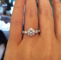 Verragio Engagement ring - Beautiful!