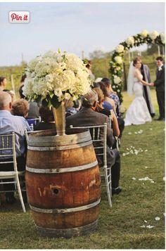 Spicewood Vineyards Ceremony