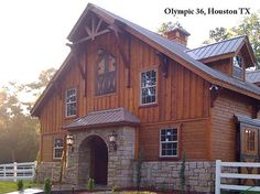 """The Olympic 36"" ABSOLUTE dream barn! drooling..."