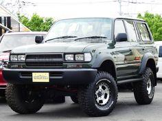 Land Cruiser 80, Toyota Land Cruiser, Overland Truck, Offroader, Pickup Trucks, Cars And Motorcycles, Dream Cars, Autos, Ram Trucks