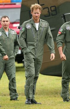 Prince Harry Is A Lumbersexual Dreamboat On His 31st Birthday: See The Pics