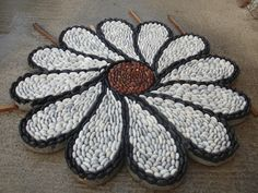 Pebble mosaic art! When passion and talent are united, magnificent works arouse!