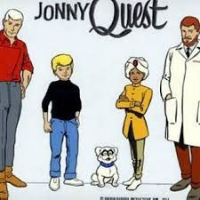 Image result for johnny quest's friend