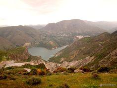 Embalse de Canales - Güejar Sierra