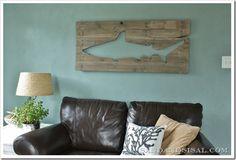 pallet shark art
