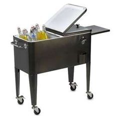 Perfect Party Cooler for Beer and Wine!