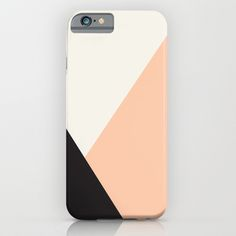 Getting Blocky Dark iPhone & iPod Case
