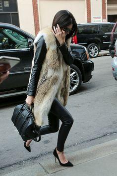 Kendall Jenner en Nueva York   Galería de fotos 99 de 210   VOGUE