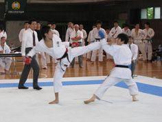 Kyokushin karate club