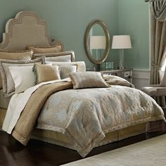 Found it at Wayfair - Opal Polyester Comforter Set