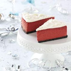 Red Velvet Cheesecake Recipe from Taste of Home -- shared by Karen Dively of Chapin, South Carolina