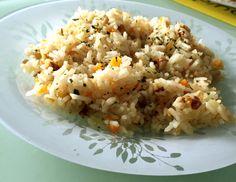 PILAFF DE ARROZ CON NUECES http://amacooking.com/2015/04/22/pilaff-de-arroz-con-nueces/