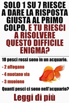 e tu riesci a risolvere questo difficile enigma? Riddles, Appliques, Daily Journal, Photos, Riveting, Embroidered Patch, The Riddler, Quizes, Sconces