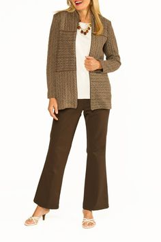 Lightweight open front jacket by Cheryl Nash. This jacket does not have closures. Sits below the waist.   Pueblo Jacket by Cheryl Nash. Clothing - Jackets, Coats & Blazers - Jackets Columbia, South Carolina