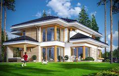 projekt Dom z widokiem 3 WAH1656