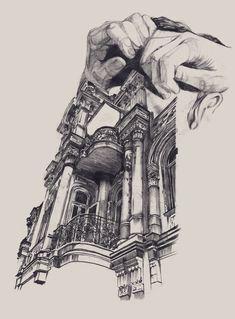 ARCHITECTURE odessa by Dasha Pliska | A R T N A U