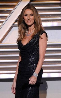 Celine Dion - when I saw her in Vegas...made me like her even more! That voice - Amazing!!!!!!