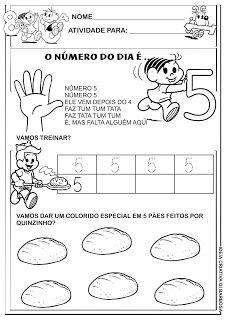 ATIVIDADES PARA EDUCAÇÃO INFANTIL: Diversas atividades para educação infantil