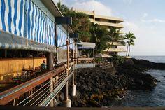 Huggos Fine Dining. Kailua Kona - Big Island Hawaii