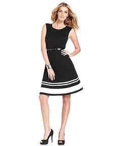 Inc international concepts dress sleeveless ikat maxi
